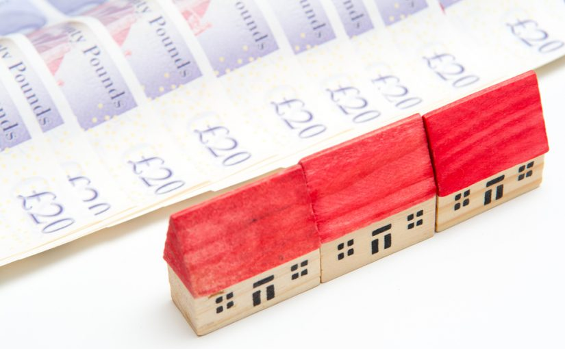 UK Property Values Have Seen an Annual Growth of 5%