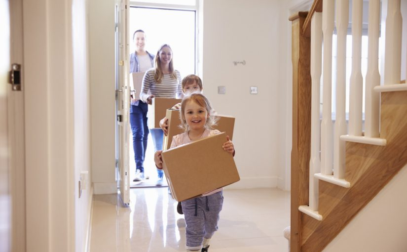 How To Make Moving House With Kids Easier