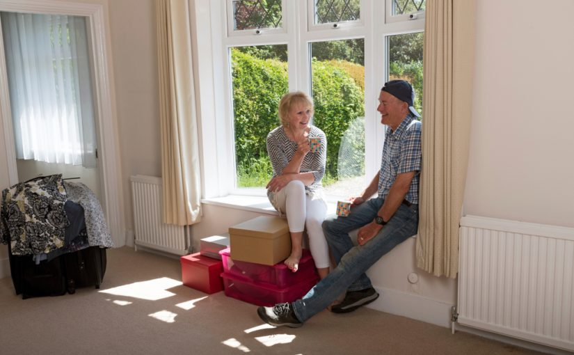 A guide to downsizing to a smaller property