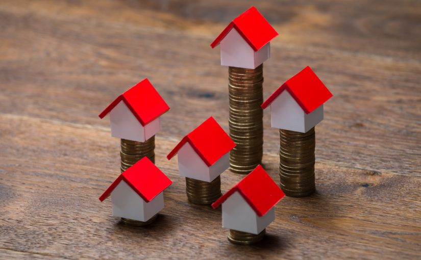 Average house prices rise in the UK increase by 3.1%