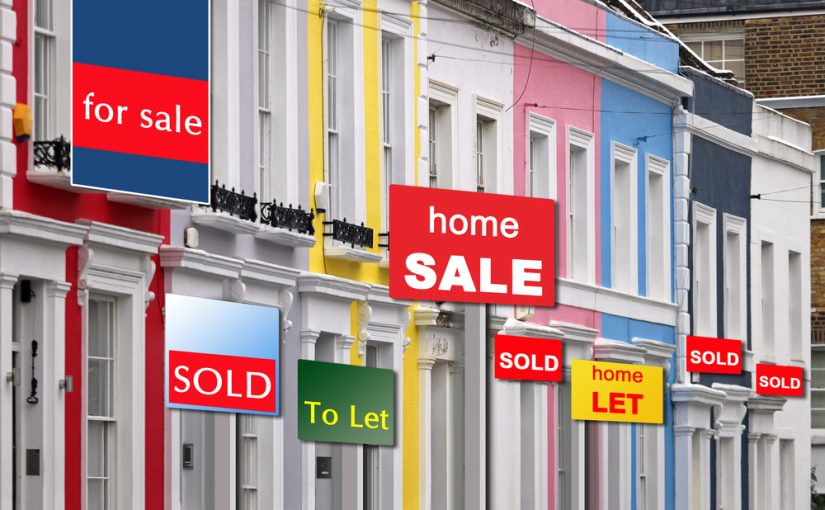 Revealed: how the property market has changed in the last five years
