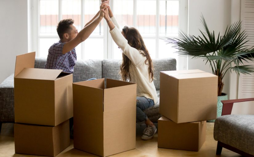 First-time buyer activity at its highest level for over a decade