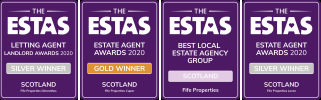 Fife's No.1 Estate & Letting Agents & Best Estate Agency Group in Scotland 2020